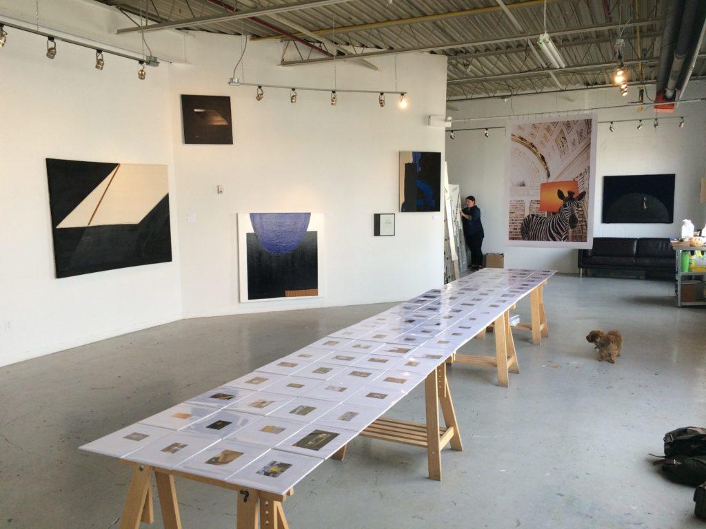 Fabrizio Sclocco Exhibition at ArteMbassy