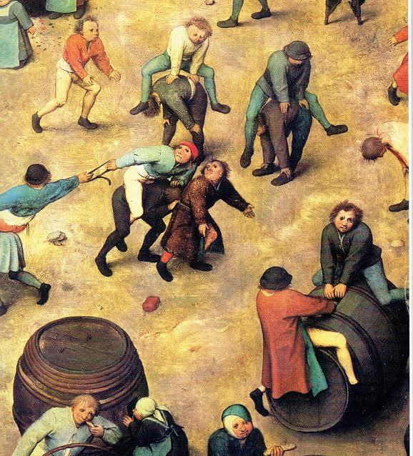 Pieter Breugel - Children's Games